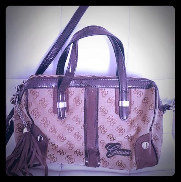 GUESS crossbody/handbag bag